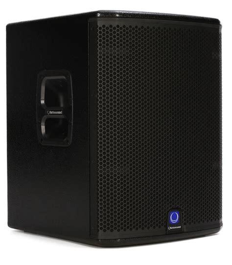 Speaker Turbosound turbosound iq15b 3000w 15 quot powered subwoofer sweetwater
