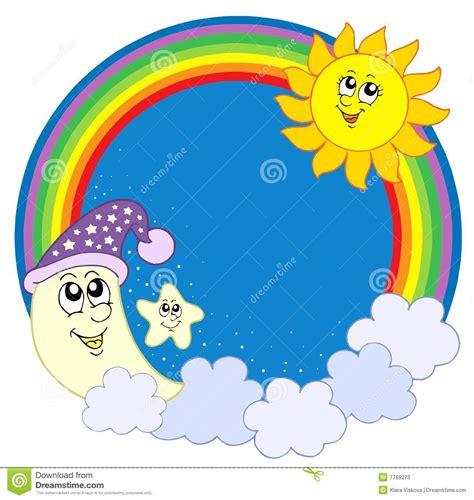 Estrella Del Sol De La Luna En C 237 Rculo Del Arco Iris | estrella del sol de la luna en c 237 rculo del arco iris fotos