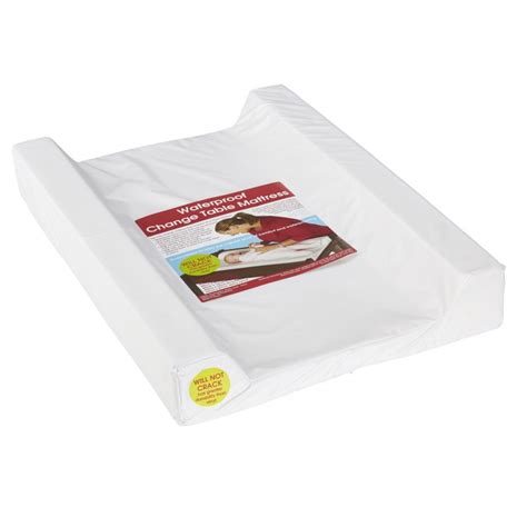 King Parrot Change Table Change Table Mattress White Only 40 X 75cm King Parrot Sweet Dreams