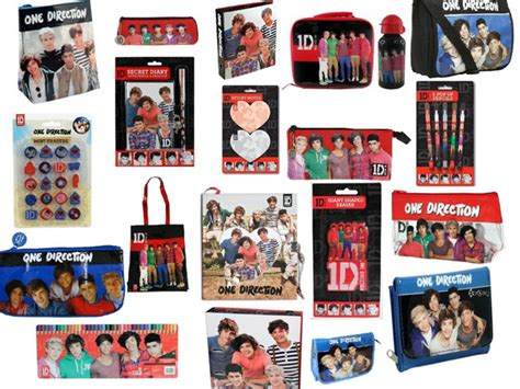 one direction merchandise is all kids in the uk want for