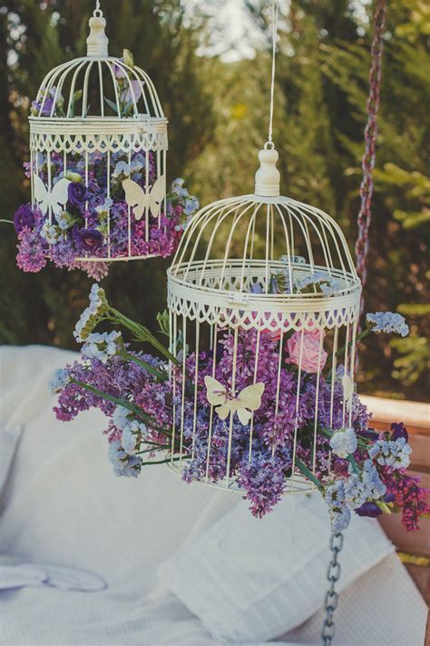 Will Bird Cages Forever Play A Role In Wedding Decor