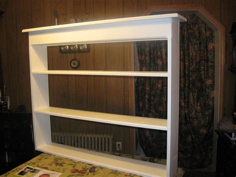 granddaughters wall hanging bookcase by pappyjohn