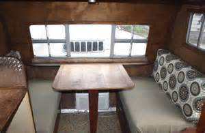 Custom Slipcovers For Chairs Refurbish Aging Rv Dinette Cushions New Upholstery But No