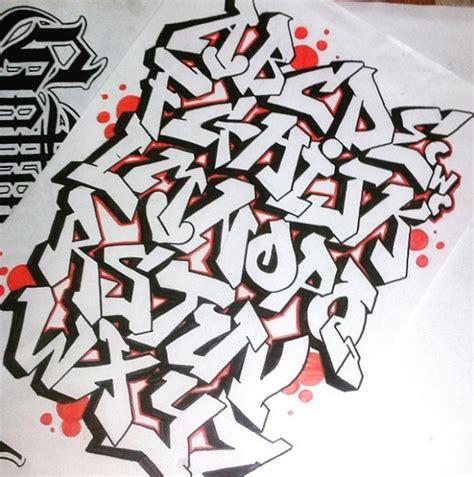 5 Letter Words Graffiti graffiti alphabet letters graffiti alphabet letter a z