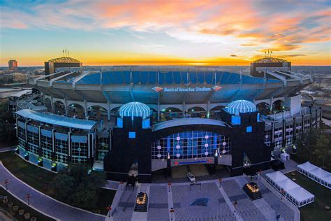 parking at bank of america stadium nc 10 best wheelchair accessible football stadiums