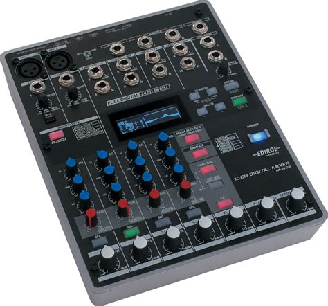 Mixer Roland Roland M 10dx 10 Channel Digital Mixer