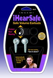 New Ihearsafe Headphones Aim To Save The Hearing Of The Ipod Generation earbuds and headphones that can save your hearing