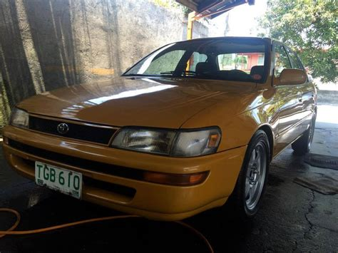 toyota big cars toyota gli big body used philippines
