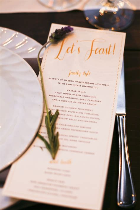 dinner name ideas 25 best ideas about rehearsal dinner menu on
