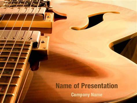Gibson Guitar Powerpoint Templates Gibson Guitar Powerpoint Backgrounds Templates For Guitar Powerpoint Template