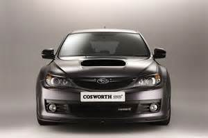 Cosworth Subaru Subaru Cosworth Impreza Sti Cs400 Official Photos Of