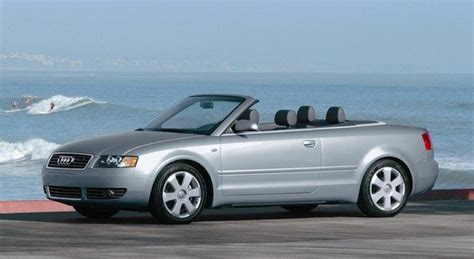 old car owners manuals 1996 audi cabriolet engine 2006 audi a4 convertible review top speed