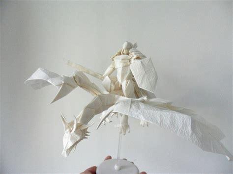 Origami Three Headed - 10 more amazing origami dragons epic fail