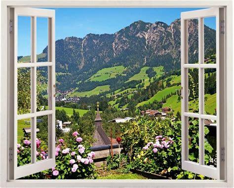 Wandsticker Fenster by Blick Aus Dem Fenster Kufstein Meinbezirk At