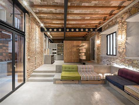 andrey kot golovach tatiana industrial loft home design