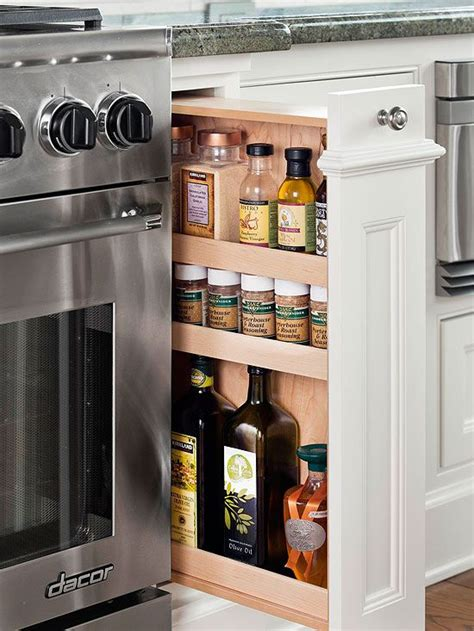 Sliding Spice Rack by 12 Small Details That Will Make Your Kitchen Stand Out Apartment Geeks