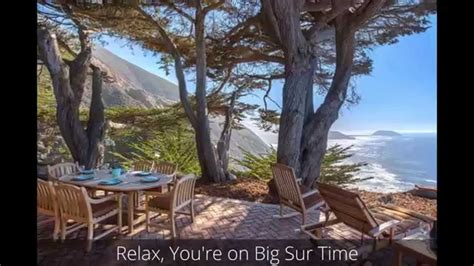 Cabin For Rent California by Cliff House Big Sur California Vacation Rental 3670