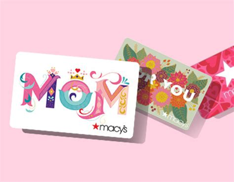 Macy Gift Card - mother s day gifts gift guide macy s