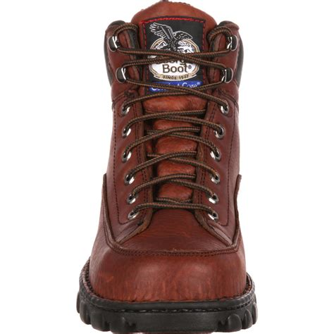 boot s eagle light steel toe work boots