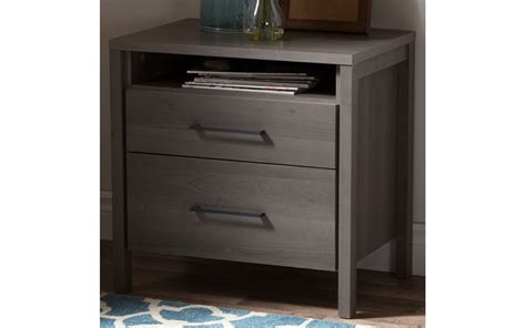 contemporary nightstands modern nightstands for a polished bedroom freshome