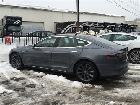 Tesla Model S Owners What Goes Into A Tesla Model S Annual Service