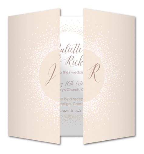 Wedding Card Gif glitter wedding invitations planet cards co uk