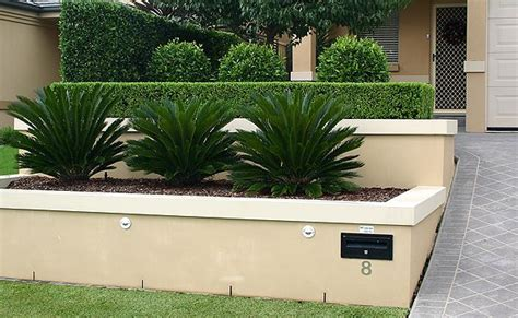 front garden retaining walls the world s catalog of ideas