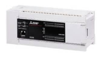 Mitsubishi Micro Plc Fx5u 64mr Es Mitsubishi Fx5u Plc Cpu Relay Transistor