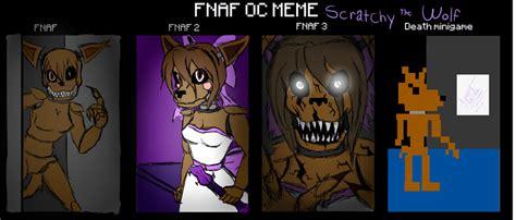 aquadoodle 123 draw with me oc meme fnaf by animefantic321 on deviantart
