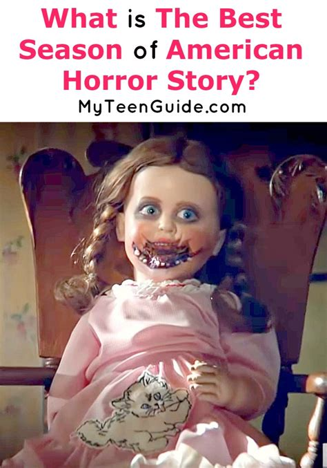 best american horror story season what is the best season of american horror story my