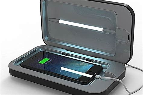 Charge Your Phone Kill Those Germs by Sanitize And Kill Bacteria Phonesoap I Need It