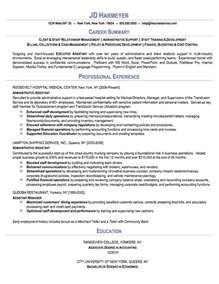 administrative assistant resume resume cv exle template