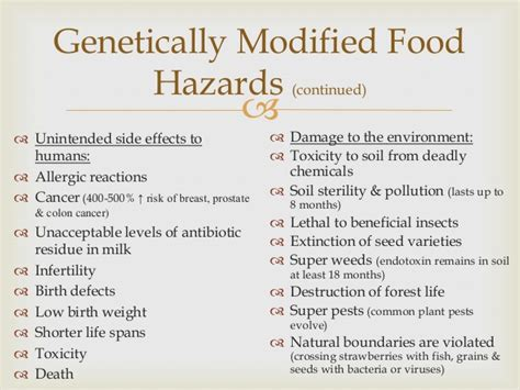 the health risks of genetically modified gmo foods ah gmos
