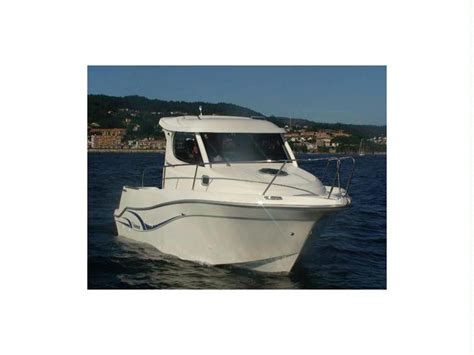 used boats for sale denia sabor 750 in el portet de d 232 nia power boats used 55565