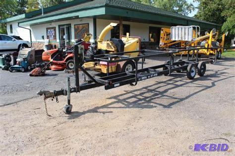 pontoon trailer rental angola in 1998 triton pontoon trailer scissor lift sty lake
