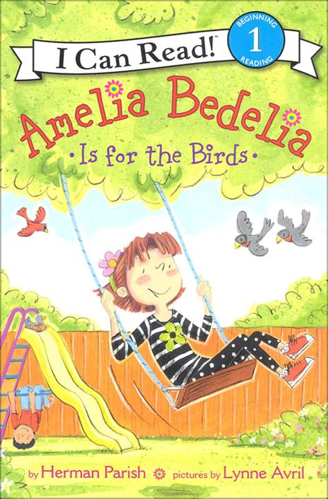 I Can Read Level 1 Dixie And The Deeds Buku Import Anak amelia bedelia is for the birds i can read level 1 059793 details rainbow resource center