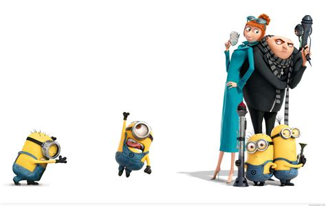 Funny minions backgrounds, wallpapers 2015 2016 Minion Despicable Me 2