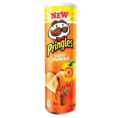 hot chips usa in usa pringles sweet paprika sweet pepper potato chips