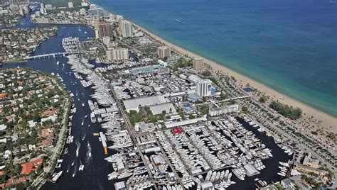 boat show pictures seal superyachts at fort lauderdale international boat