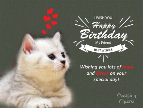 Animals Wishing Happy Birthday Cute Animals Birthday Wishes For Your Facebook Friends
