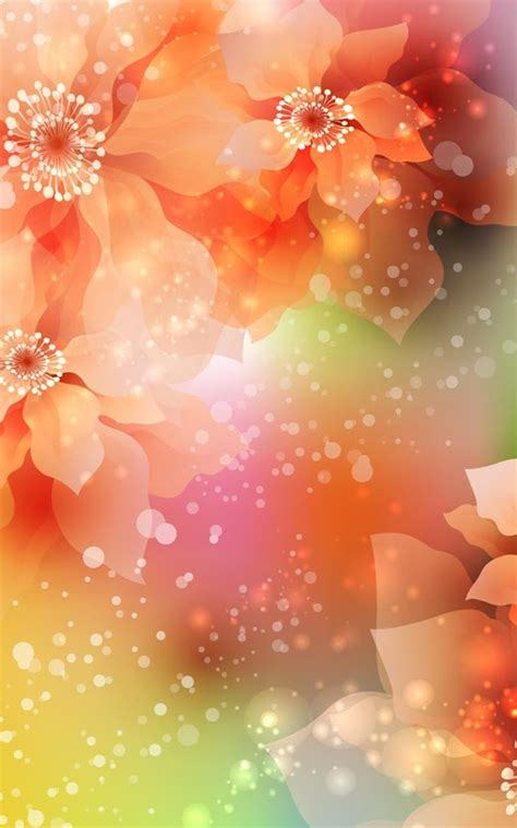 How To Decorate Your Mobile Home by Glowing Flowers Live Wallpaper Android Apps On Google Play