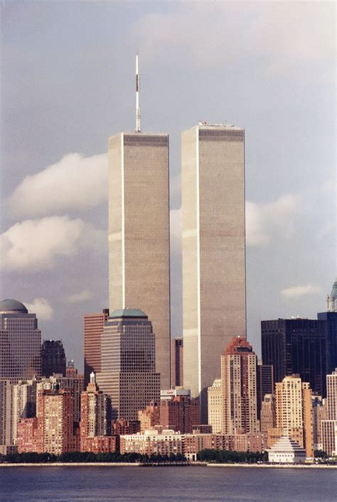 City Senorita Is by The Towers We Will Never Forget