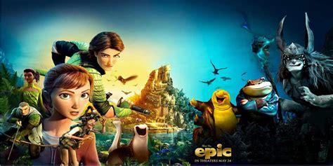 epic film series epic la bataille du royaume secret de chris weber