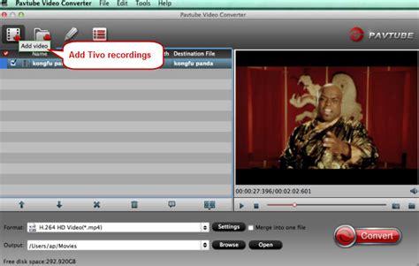 format audio apple tv transfer tivo recordings to apple tv 4 mac