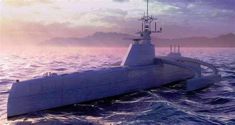 where are sea hunt boats made darpa unveils robotic unmanned ship made with composites