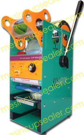 Sealer Cup Matrix Dari Bandung mesin press gelas plastik manual harga murah
