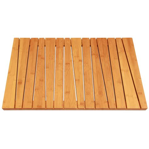 bathtub spa mat bamboo shower mat or floor mat at 25 discount