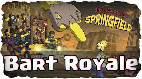 simpsons springfield wann kommt neues update die simpsons springfield bart royale neues update
