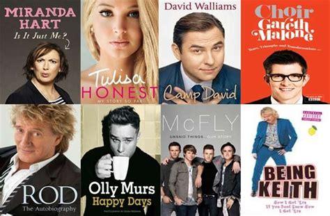 best celebrity biographies uk 2012 autobiographies goodtoknow