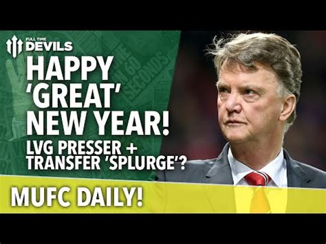 new year manchester happy great new year mufc daily manchester united